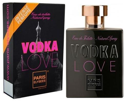 Vodka Love Original Perfume Feminino Paris Elysees