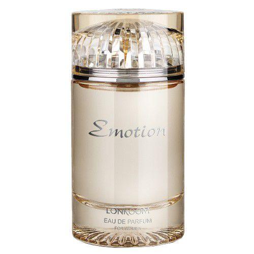 Perfume Emotion Gold Original Perfume Feminino Lonkoom