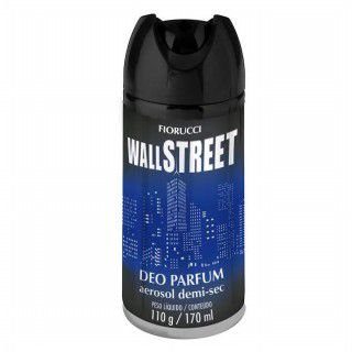 Desodorante Wall Street - Fiorucci - 110g