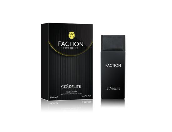 Faction - Perfume Masculino by Starelite