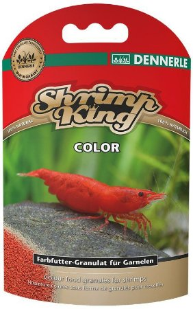 Ração Shrimp King Color 45g