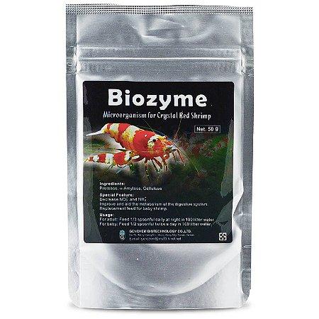 Condicionador Importado Genchem Biozyme 50g