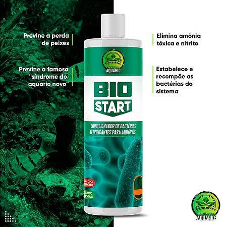 Condicionador acelerador biológico Bio Start PowerFert - 500ml