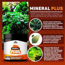 Suplemento de Água Doce Mineral Plus 300g