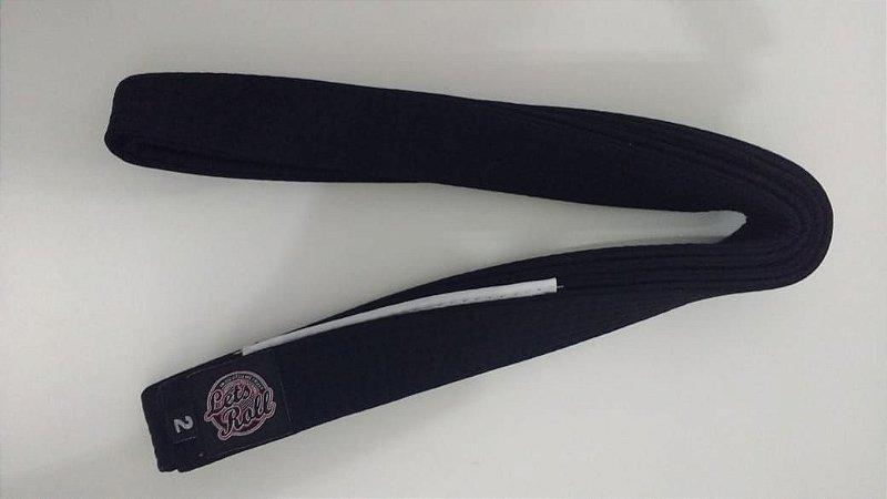 Faixa Preta Competidor Jiu Jitsu Lets Roll