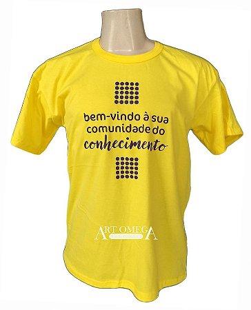 Camisa em Algodão 100% Personalizada