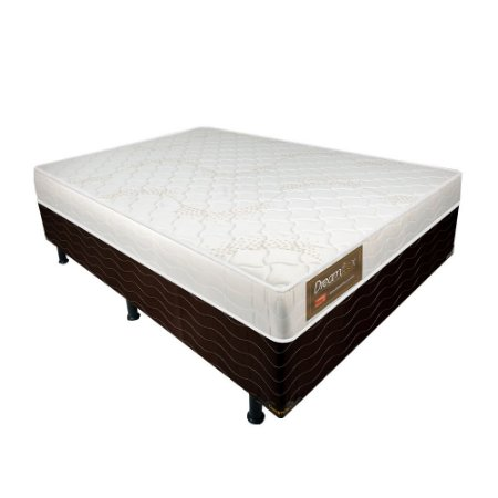 Cama Box Conjugada Dream Flex Diplomata Casal 138x188