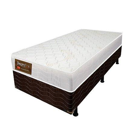 Cama Box Conjugada Dream Flex Diplomata Solteiro 88x188