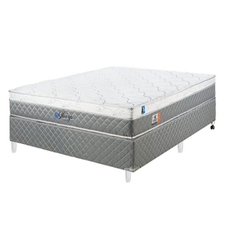 Cama Box Sonos Ibiza Molas Ensacadas Super King 193x203