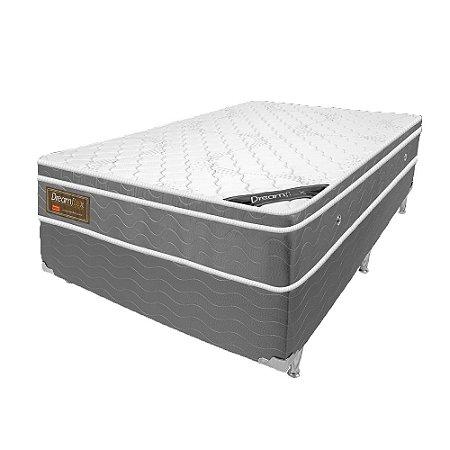 Cama Box Dream Flex Force D100 Casal 138x188