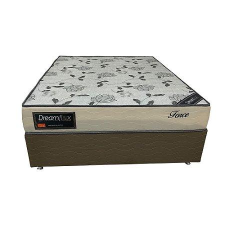 Cama Box Dream Flex Force D33 Casal 138x188