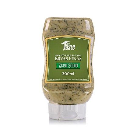 Molho para salada zero sódio sabor ervas finas Mrs Taste 300ml