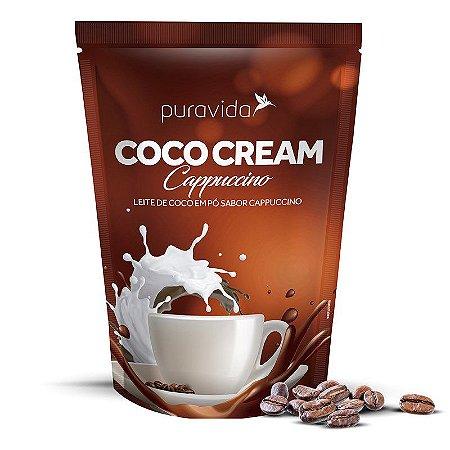 Cappuccino coco cream Pura Vida 250g