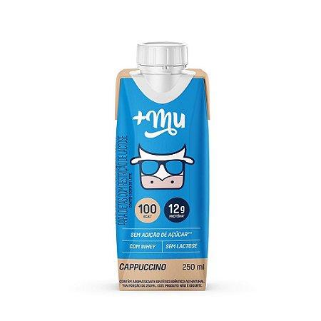 Bebida proteica sabor cappuccino +Mu 250ml