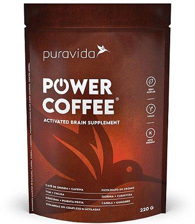 Power coffee PuraVida 220g