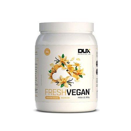 Fresh vegan sabor baunilha Dux 520g