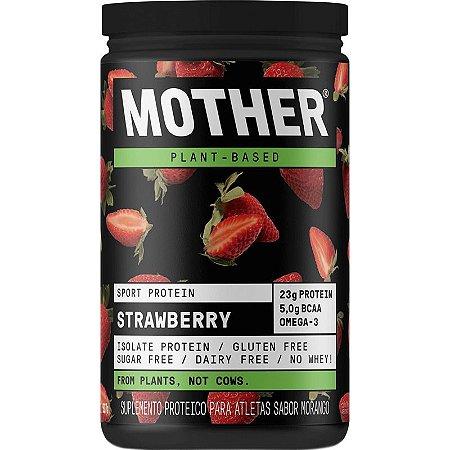 Proteína vegana morango Mother 527g