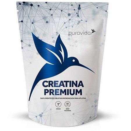 Creatina premium Puravida 300g