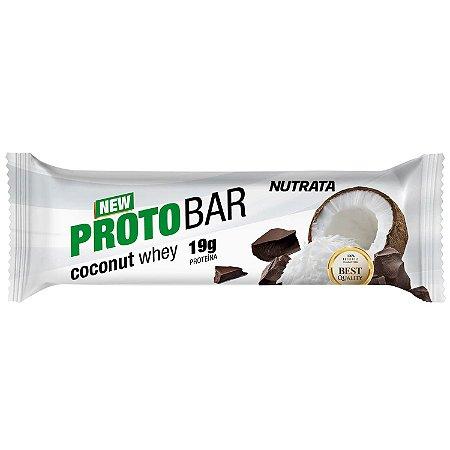 Protobar coconut whey Nutrata 70g