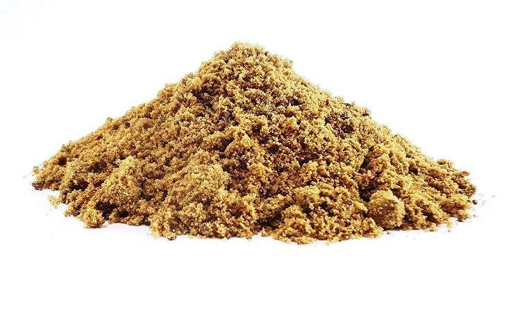 Açúcar mascavo (Granel - preço/100g)