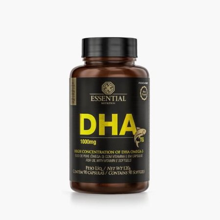 Ômega 3 DHA Essential 90 cápsulas 1000mg