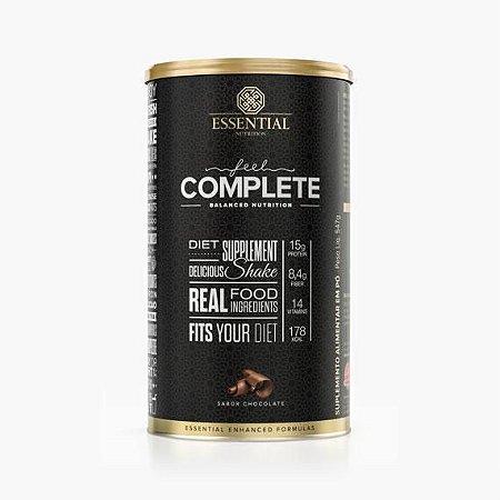 Shake feel complete sabor chocolate Essential 547g
