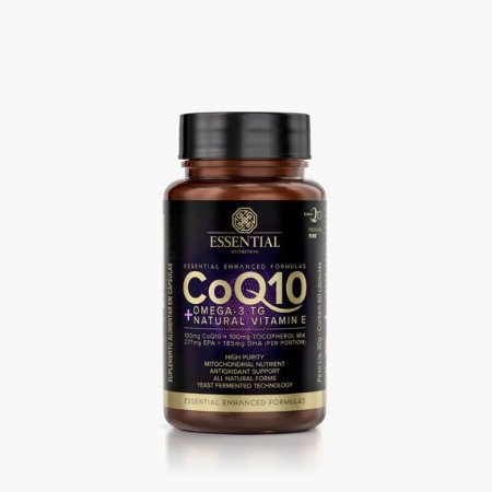 Coenzima Q10 Essential 60 cápsulas