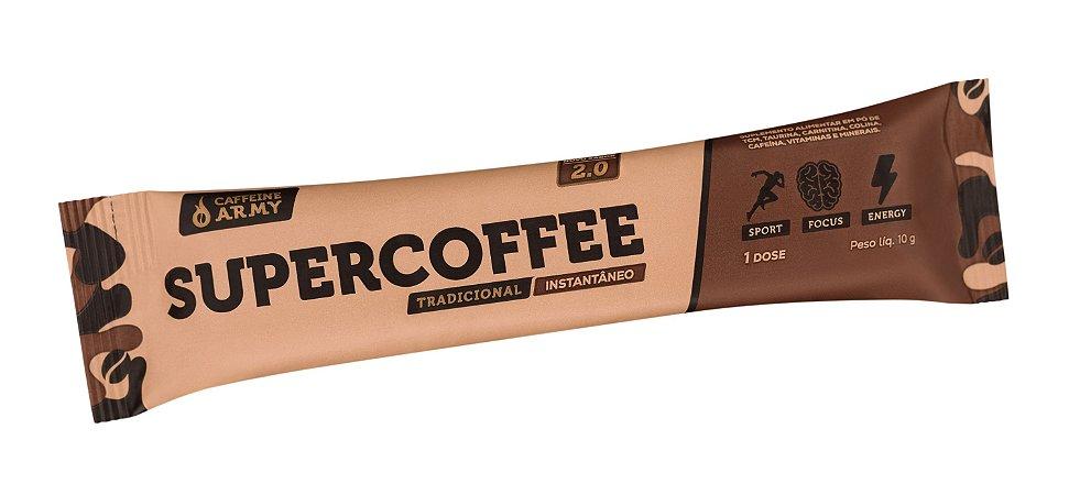 Supercoffee sache Caffeine Army 10g