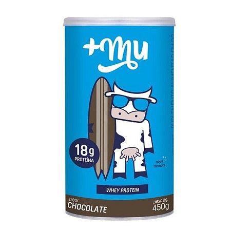 Whey +Mu chocolate 450g