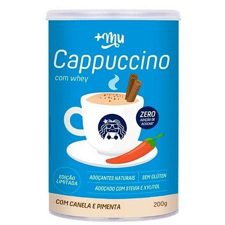 Cappuccino com canela e pimenta +Mu 200g