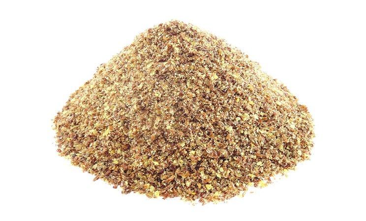Farinha de linhaça marrom (Granel - preço/100g)