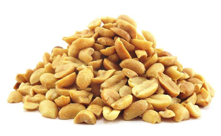 Amendoim sem pele torrado com sal (Granel - preço/100g)