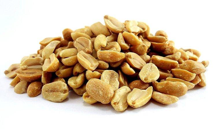 Amendoim sem pele torrado sem sal (Granel - preço/100g)