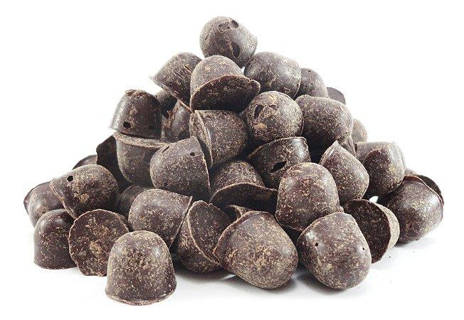 Gotas chocolate 70% cacau (Granel - preço/100g)