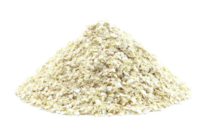 Quinoa em flocos (Granel - preço/100g)