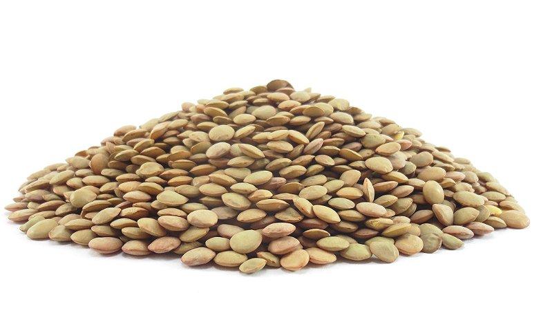 Lentilha (Granel - preço/100g)