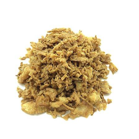 Cebola crispy (Granel - preço/100g)
