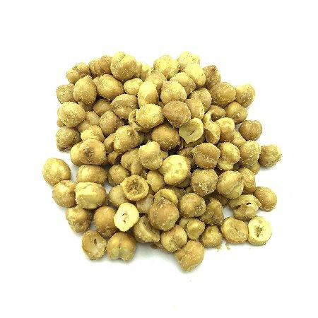 Snack de grão de bico torrado salgado (Granel - preço/100g)