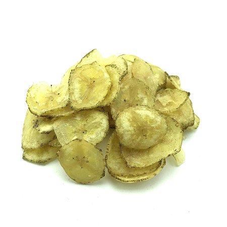 Banana chips lemon pepper (Granel - preço/100g)