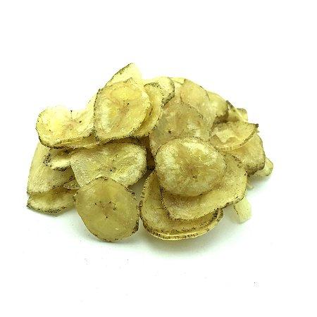 Banana chips salgada (Granel - preço/100g)