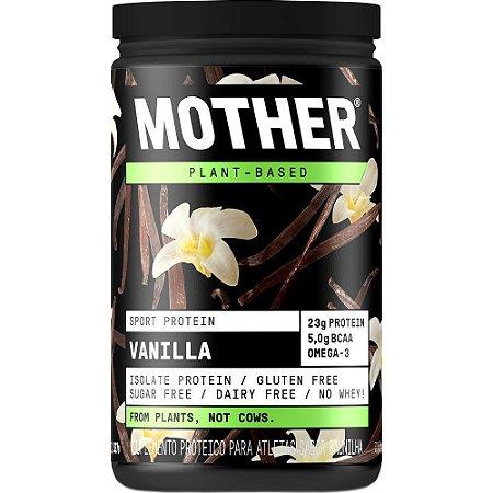 Proteina vegana baunilha Mother 527g
