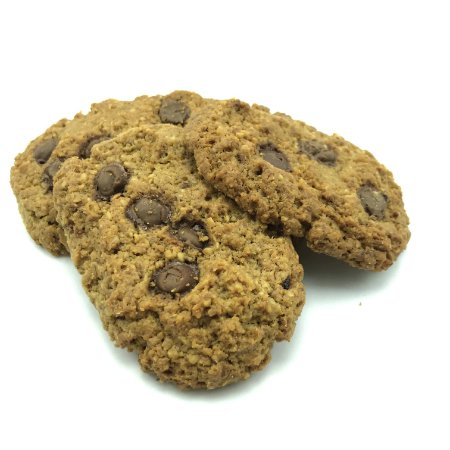 Cookies low carb gotas de chocolate (Granel - preço/100g)