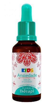 Floral Thérapi kids ansiolide ansiedade 30ml