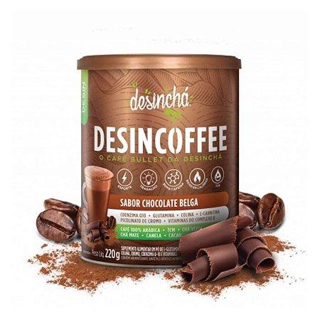 Desincoffee sabor chocolate belga Desinchá 220g