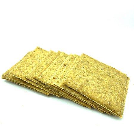 Biscoito integral queijo parmesão (Granel - preço/100g)
