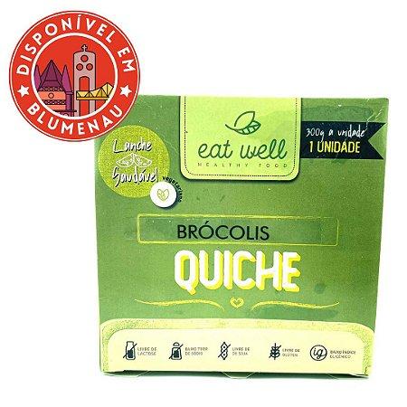 Quiche de brócolis Eat Well