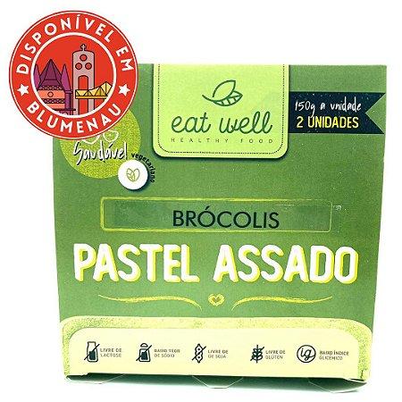 Pastel assado brócolis Eat Well 2 unidades