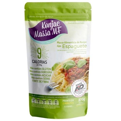 Massa espaguete Konjac 270g