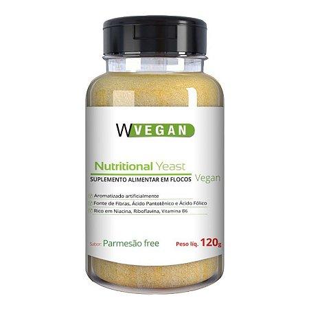 Nutritional yeast parmesão Wvegan 120g