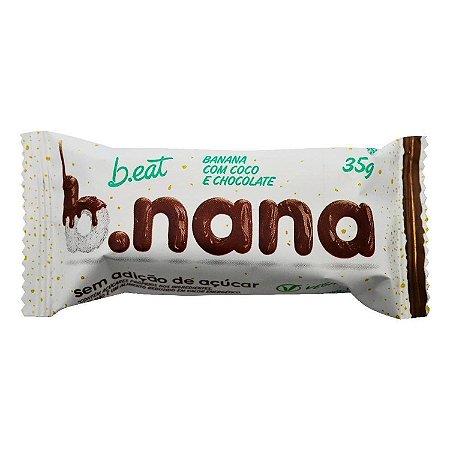 B. nana coco e chocolate preto Beat 35g